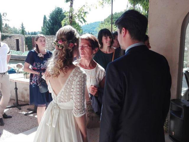 Le mariage de Grégoire et Sarah à Lourmarin, Vaucluse 2