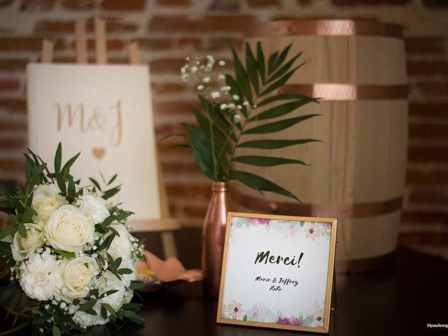 Le mariage de Jeffrey et Marie à Castanet-Tolosan, Haute-Garonne 1