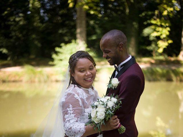 Le mariage de Jeffrey et Marie à Castanet-Tolosan, Haute-Garonne 23