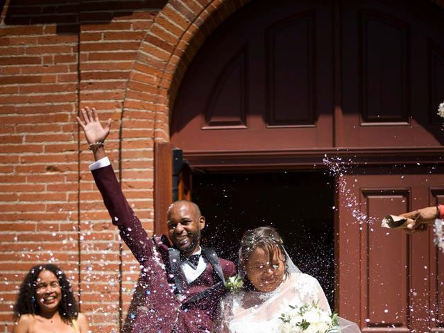 Le mariage de Jeffrey et Marie à Castanet-Tolosan, Haute-Garonne 26