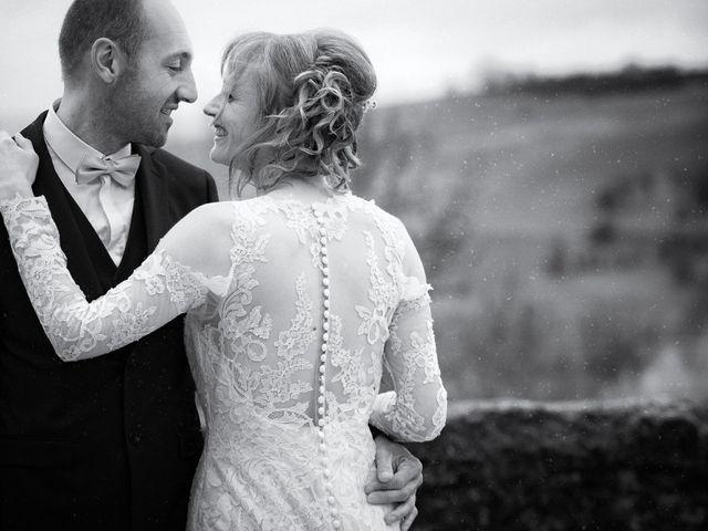Le mariage de Alicia et Stéphane