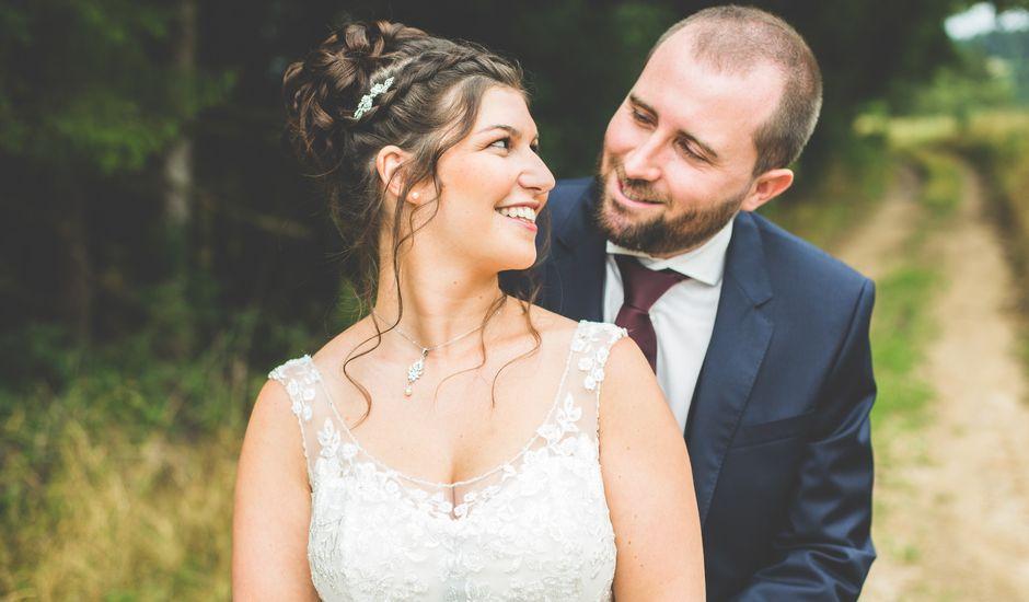 Le mariage de Lucas et Camille à Tence, Haute-Loire