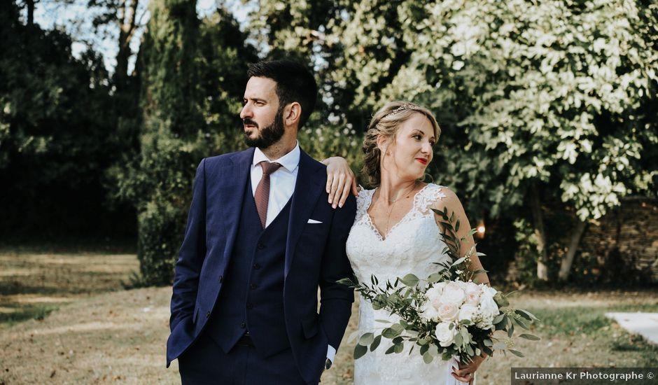 Le mariage de Benoît et Aurélie à Connaux, Gard
