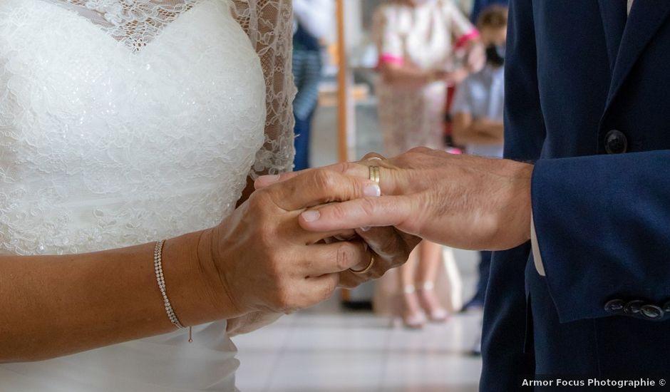 Le mariage de Pierre-Yves et Marie à Trégunc, Finistère