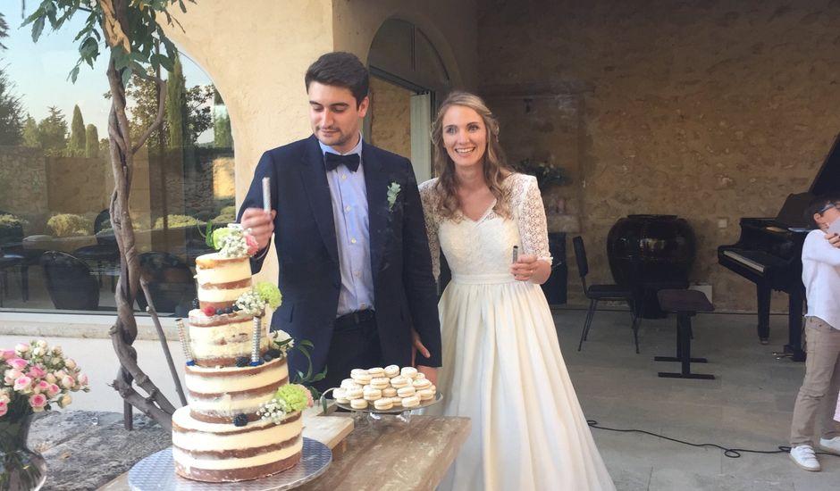 Le mariage de Grégoire et Sarah à Lourmarin, Vaucluse