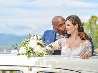 Le mariage de Eve et Thierry