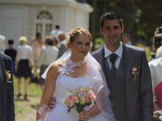 Le mariage de Séverine et Kévin