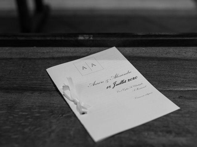Le mariage de Alexandre et Aurore à Montmiral, Drôme 20