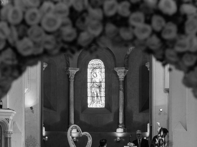 Le mariage de Alexandre et Aurore à Montmiral, Drôme 23