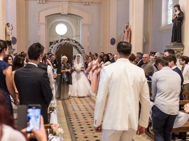 Le mariage de Alexandre et Aurore à Montmiral, Drôme 28