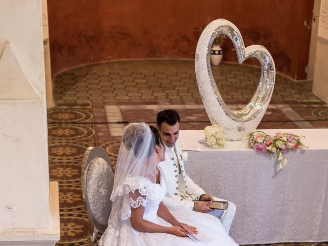 Le mariage de Alexandre et Aurore à Montmiral, Drôme 42