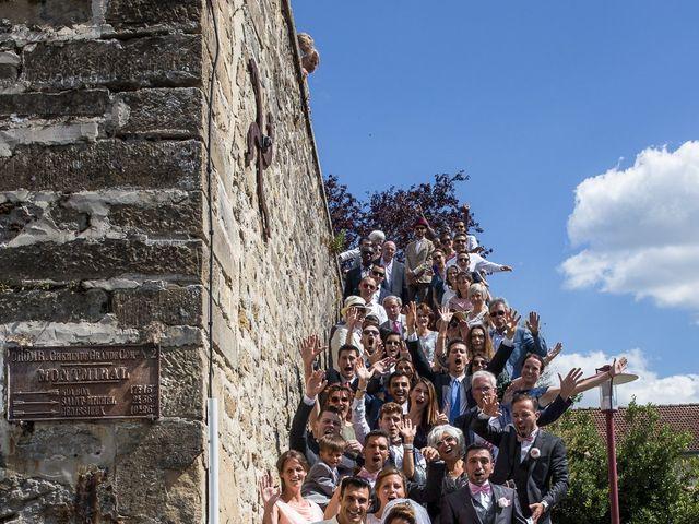 Le mariage de Alexandre et Aurore à Montmiral, Drôme 48