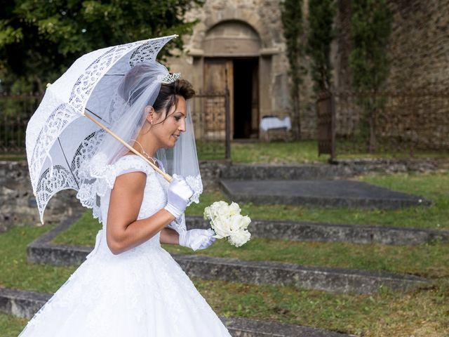 Le mariage de Alexandre et Aurore à Montmiral, Drôme 51