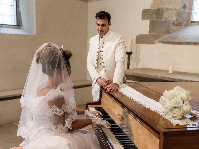 Le mariage de Alexandre et Aurore à Montmiral, Drôme 53