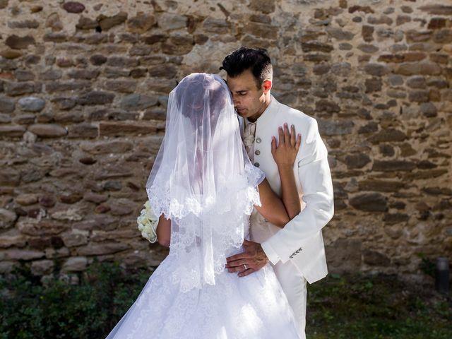 Le mariage de Alexandre et Aurore à Montmiral, Drôme 60
