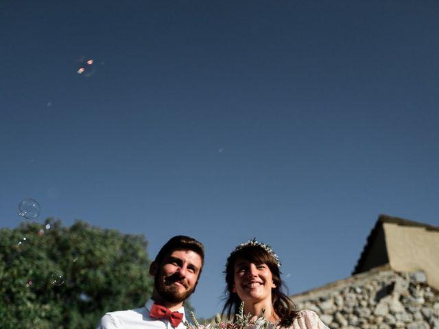 Le mariage de Loïc et Cécile à Montbrun-les-Bains, Drôme 22