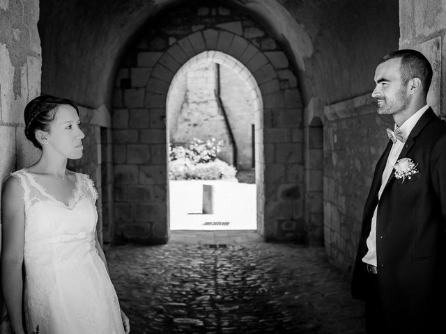 Le mariage de Hubert et Marie à Poitiers, Vienne 19