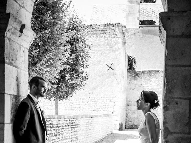 Le mariage de Hubert et Marie à Poitiers, Vienne 20