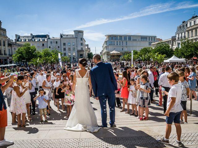 Le mariage de Hubert et Marie à Poitiers, Vienne 29