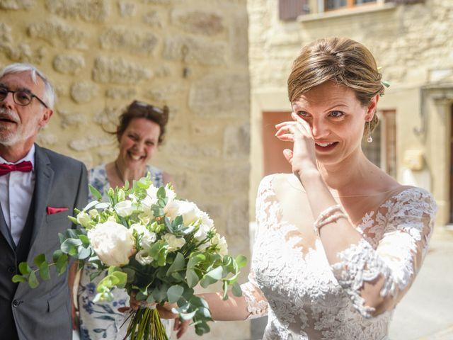 Le mariage de Thierry et Eve à Grâne, Drôme 6