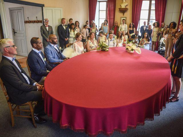Le mariage de Thierry et Eve à Grâne, Drôme 8
