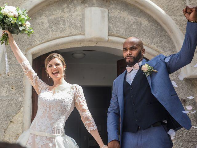 Le mariage de Thierry et Eve à Grâne, Drôme 10