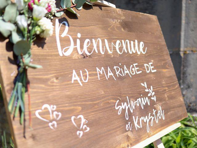 Le mariage de Sylvain et Krystel à L'Arbresle, Rhône 5