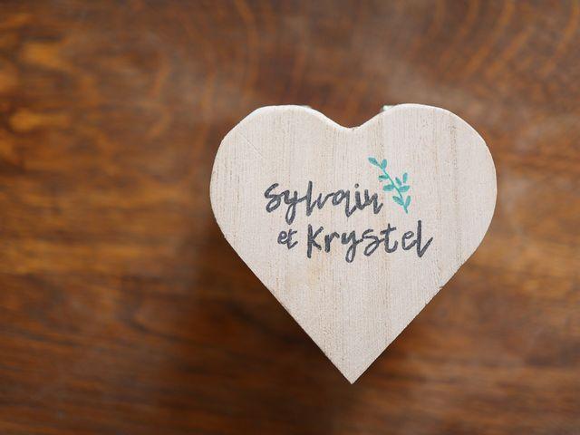Le mariage de Sylvain et Krystel à L'Arbresle, Rhône 7