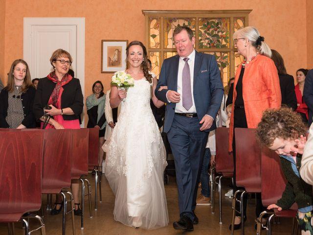 Le mariage de Vincent et Claire à Lacenas, Rhône 3