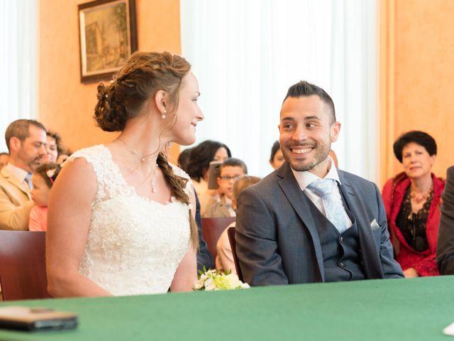 Le mariage de Vincent et Claire à Lacenas, Rhône 4