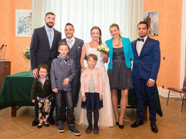 Le mariage de Vincent et Claire à Lacenas, Rhône 6