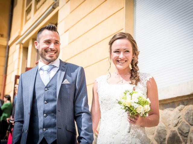 Le mariage de Vincent et Claire à Lacenas, Rhône 9