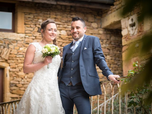 Le mariage de Vincent et Claire à Lacenas, Rhône 2