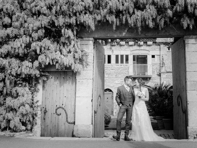 Le mariage de Vincent et Claire à Lacenas, Rhône 5