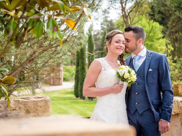 Le mariage de Vincent et Claire à Lacenas, Rhône 8