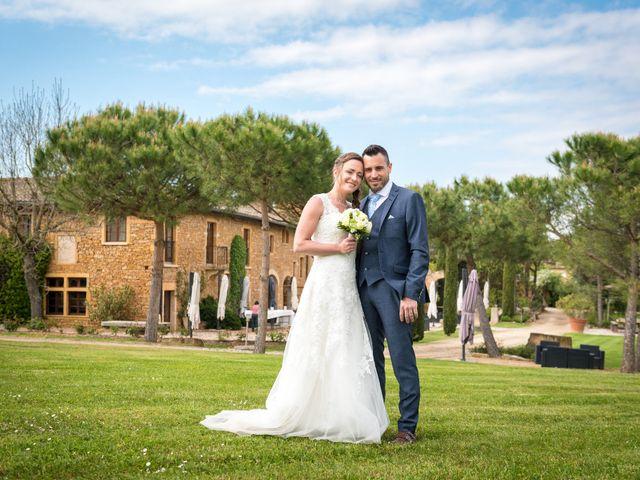 Le mariage de Vincent et Claire à Lacenas, Rhône 10