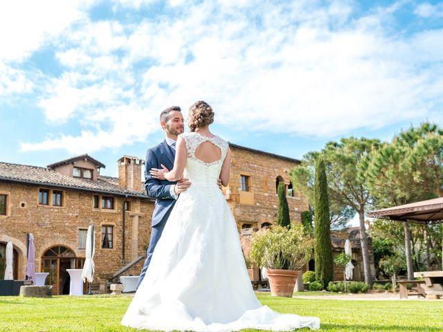 Le mariage de Vincent et Claire à Lacenas, Rhône 1