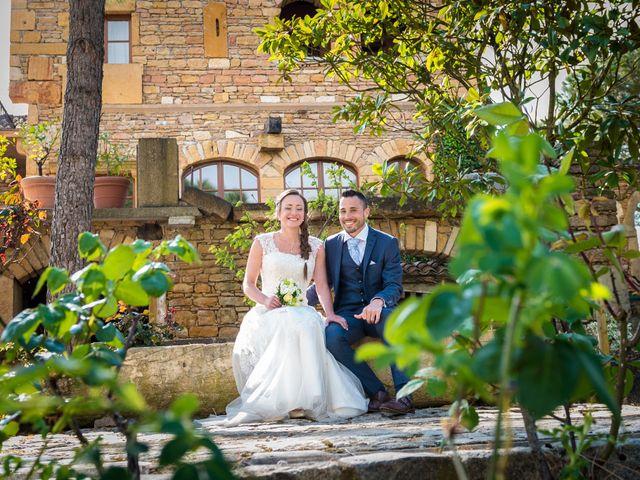 Le mariage de Vincent et Claire à Lacenas, Rhône 11