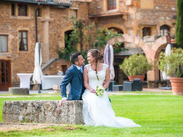 Le mariage de Vincent et Claire à Lacenas, Rhône 12