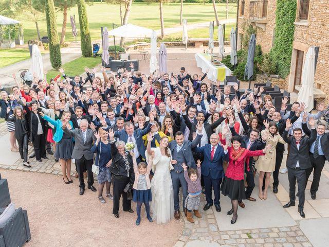 Le mariage de Vincent et Claire à Lacenas, Rhône 15