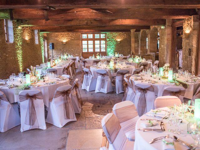 Le mariage de Vincent et Claire à Lacenas, Rhône 18