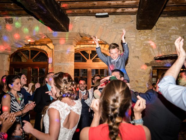 Le mariage de Vincent et Claire à Lacenas, Rhône 20