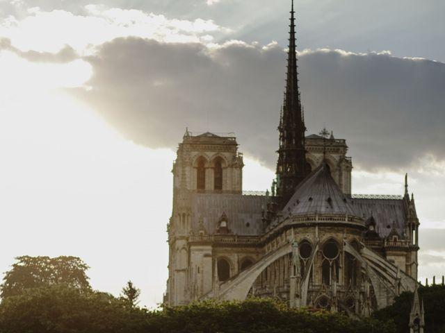 Le mariage de Michael et Ana à Paris, Paris 3