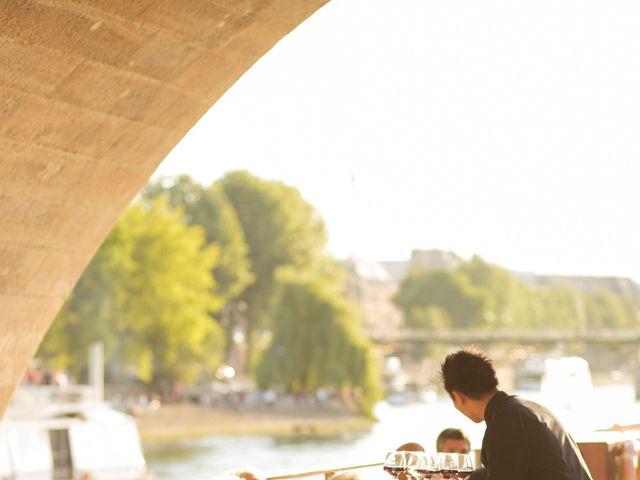 Le mariage de Michael et Ana à Paris, Paris 4