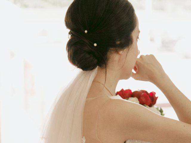 Le mariage de Michael et Ana à Paris, Paris 6