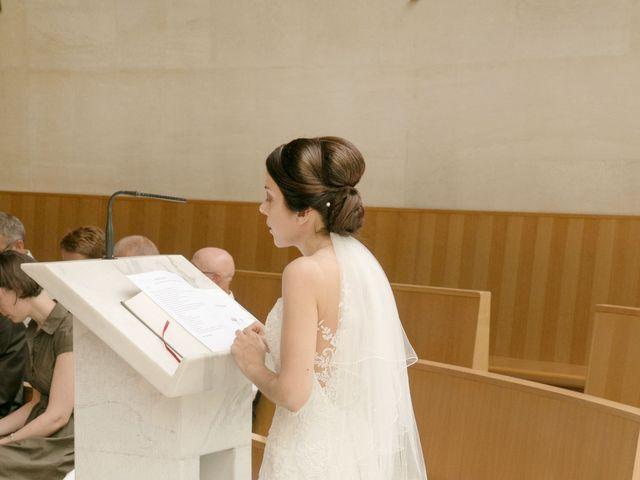Le mariage de Michael et Ana à Paris, Paris 10
