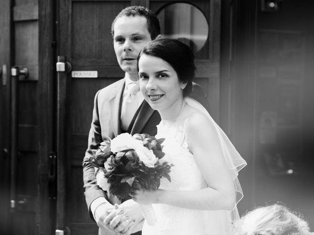 Le mariage de Michael et Ana à Paris, Paris 14