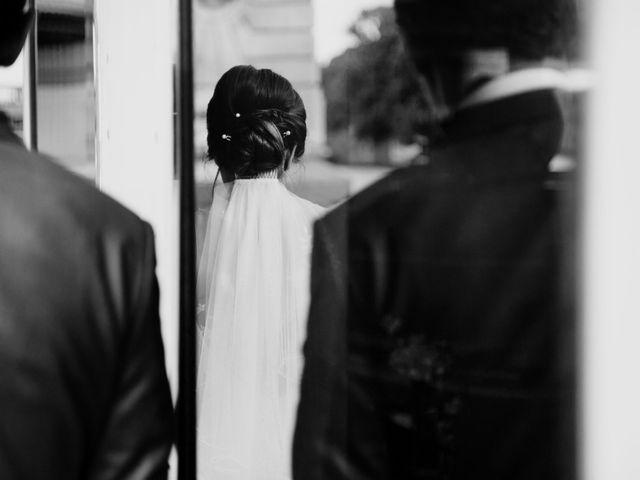 Le mariage de Michael et Ana à Paris, Paris 16