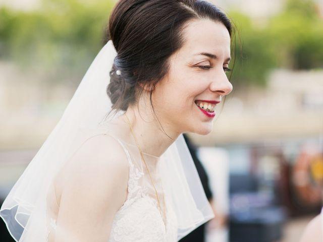 Le mariage de Michael et Ana à Paris, Paris 22