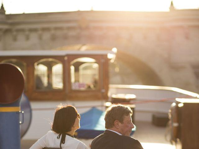 Le mariage de Michael et Ana à Paris, Paris 27